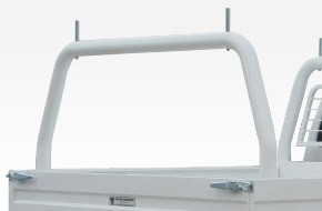76mm Steel Rear Removable Rack - Contractor Tray