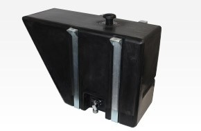 Water Tank - Left Hand side - Size 35 Litre