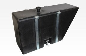Water Tank - Right Hand side - Size 55 Litre