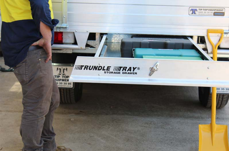 The Original Trundle Tray™ by Tip Top Equipment Pty Ltd 1800 35 35 95